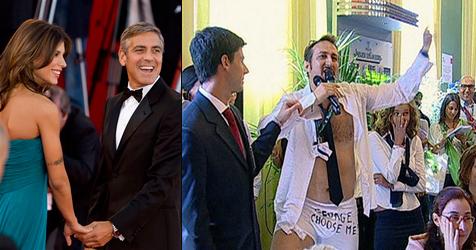 Schwuler Reporter will Clooney verführen