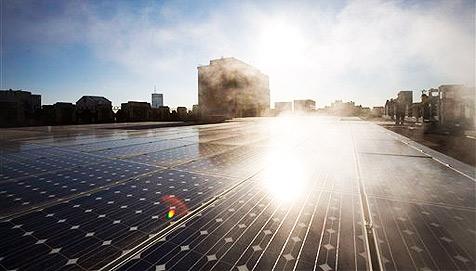 Apple plant Riesen-Solarfarm für Rechenzentrum
