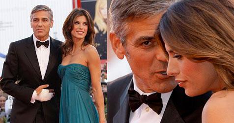 """Clooney: """"Bin nach wie vor nicht für die Ehe geschaffen"""""""