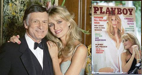 Hugh Hefner lässt sich endlich scheiden
