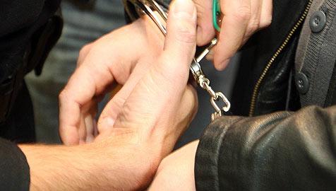 Flüchtiger Räuber aus OÖ in Rumänien verhaftet (Bild: APA/GEORG HOCHMUTH)
