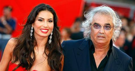 Formel-1-Playboy Flavio Briatore wird wieder Papa