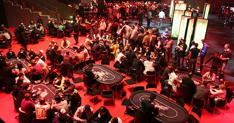 Die Million-Poker-Show (Bild: Max Grill)