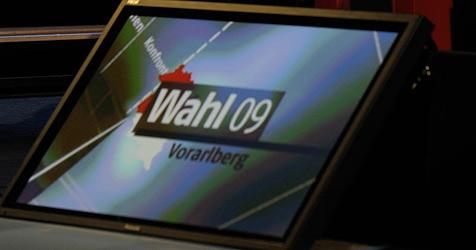 Vorarlberg-Ergebnis sorgt für Spannung in OÖ (Bild: APA/DIETMAR STIPLOVSEK)