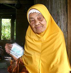 107-Jährige will zum 23. Mal heiraten (Bild: AFP)