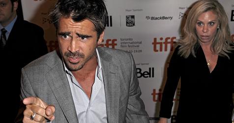 Colin Farrell wird wieder Vater