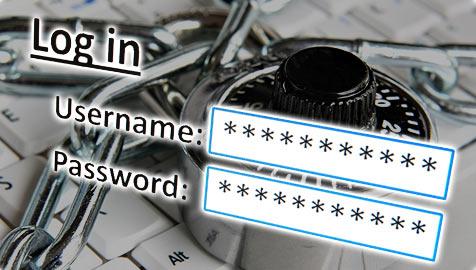 Die fünf häufigsten Passwort-Fehler (Bild: © [2009] JupiterImages Corporation)