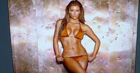 """Kardashian zeigt ihren """"neuen"""" Body im Netz (Bild: Twitter.com)"""
