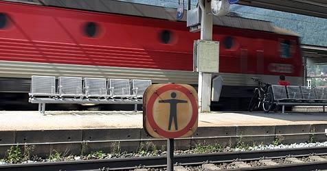 Übervolle Züge sind das größte Ärgernis der Bahnkunden (Bild: Christof Birbaumer)