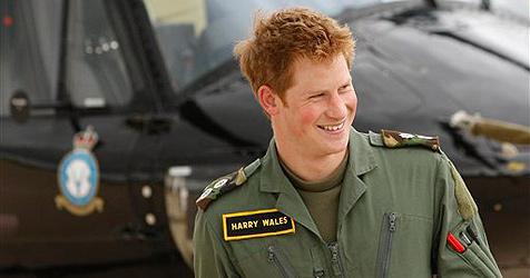 Der wilde Party-Prinz Harry  ist erwachsen