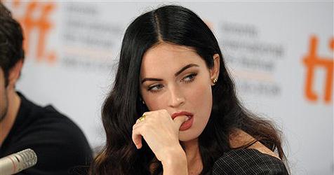 """Megan Fox sexy und """"dumm wie ein Stein"""""""