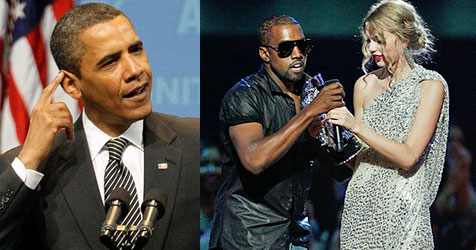 "Barack Obama nannte Kanye West ""Vollidioten"""