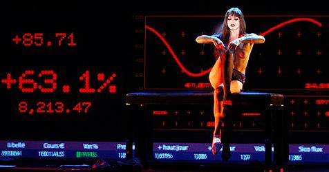 """Erotischer Aufschwung im """"Crazy Horse"""""""
