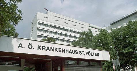 Polit-Affäre um Postenvergabe im Spital St. Pölten (Bild: APA/Gerald Lechner)