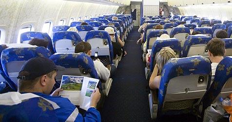Billigflieger ersetzt Bord-Fernseher durch iPads (Bild: © [2009] JupiterImages Corporation)