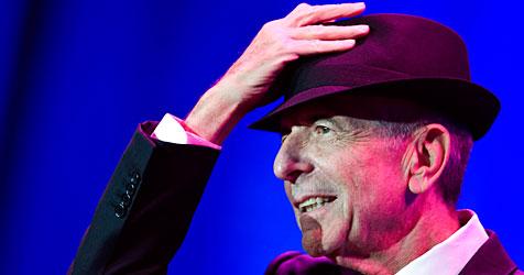 Leonard Cohen bei Konzert zusammengebrochen