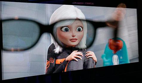 3-D-Designerbrillen noch heuer am Markt (Bild: AP)