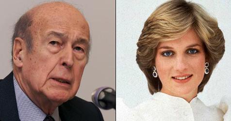 """Hatte Prinzessin Di Affäre mit Giscard d""""Estaing? (Bild: AP)"""