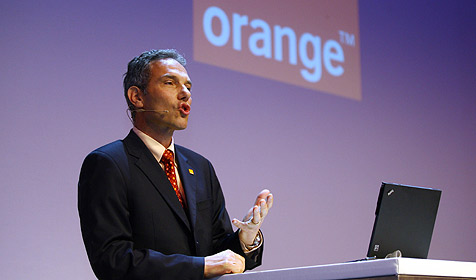 """Ein Jahr """"Orange"""": 100.000 neue Kunden (Bild: Orange)"""