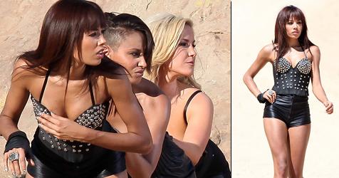 Sugababes drehen in neuer Besetzung Video