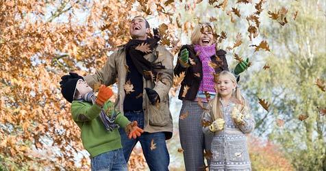 So verbringt ihr einen schönen Herbst (Bild: © [2009] JupiterImages Corporation)