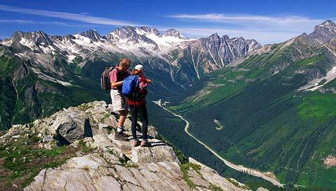 Tipps für deinen perfekten Wanderurlaub (Bild: © [2009] JupiterImages Corporation)