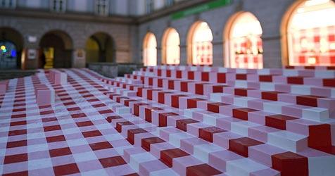 Internationaler Architektur-Preis für Infocenter (Bild: Linz09/Dietmar Tollerian)