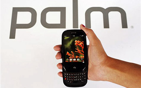 Palm gibt im Kleinkrieg mit Apple nach