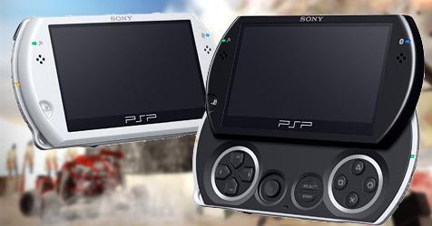 Sony gibt Startschuss für neue PSP Go (Bild: Sony)