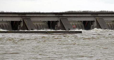 Wasserkraftwerk wird im Großarltal errichtet (Bild: APA/ERNST WEISS)