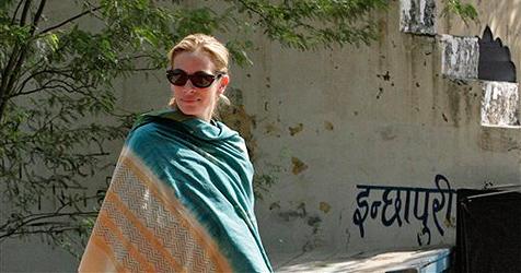 Julia Roberts wird heißer Flirt mit Saif Khan angedichtet