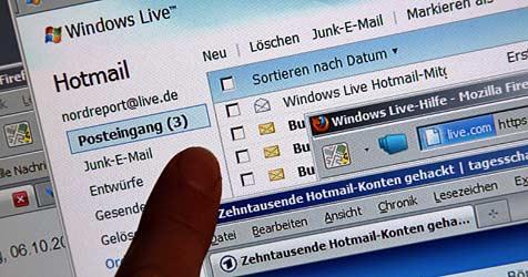 Internet-Betrug mit den Namen von Freunden (Bild: EPA)