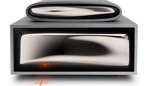 Neue Harddisks von LaCie und Designer Philippe Starck (Bild: LaCie)