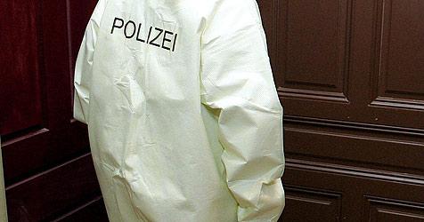 Skelettierte Leiche in Garage in OÖ entdeckt (Bild: APA/Roland Schlager)
