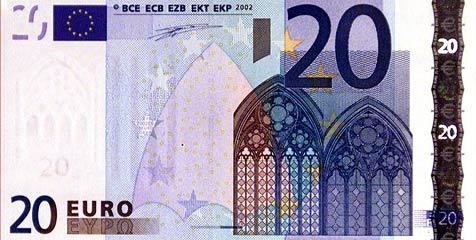 Slowakei: 20 Euro reichen Bankräuber als Beute (Bild: APA-Foto: Guenter R. Artinger)