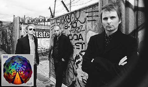 """""""The Resistance"""" von Muse: We Will """"Pomp"""" You (Bild: Warner Music)"""