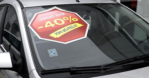 20-Jähriger geht bei Online-Autokauf Betrügern ins Netz (Bild: APA/BARBARA GINDL)