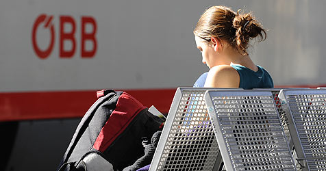 Streik der ÖBB-Fahrgäste bereits in Planung (Bild: APA/Helmut Fohringer)