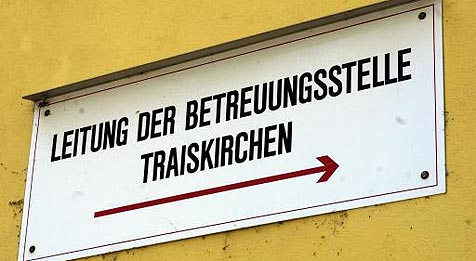 Stadt Traiskirchen will Flüchtlingslager loswerden (Bild: APA/BARBARA GINDL)