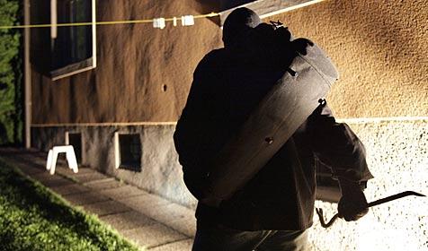 Drei in einer Nacht - Einbruchsserie in Bad Goisern (Bild: Reinhard Holl)