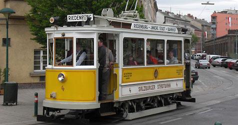 Lokalbahn in Salzburg geplant - bist du dafür? (Bild: Krone)