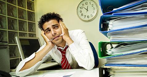 Gesundheit wegen Jobs in Gefahr - Betriebe denken um (Bild: © [2009] JupiterImages Corporation)