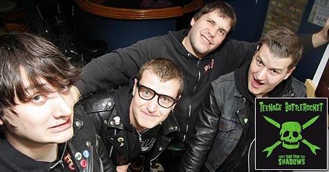 Neues Album von Teenage Bottlerocket