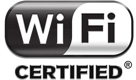 """Wi-Fi Direct"" vernetzt Geräte ohne Access-Point (Bild: Wi-Fi Alliance)"
