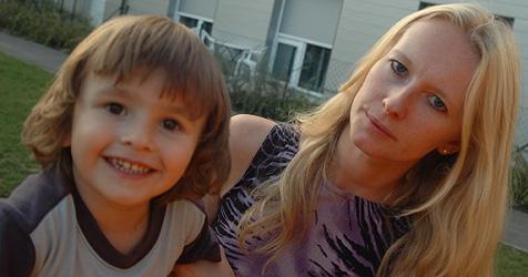 Abschiebe-Drama um Kind kommt vor EU-Gerichtshof (Bild: Johann Haginger)