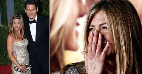 Jennifer Aniston und John Mayer wieder ein Paar