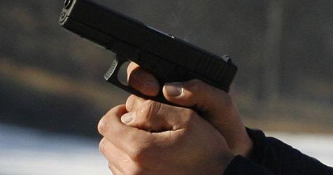58-Jähriger schießt wegen 500 Euro auf Zimmer des Bruders (Bild: Klaus Kreuzer)