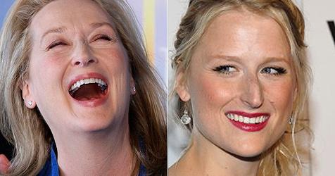 Meryl Streep wird jetzt wirklich Schwiegermutter