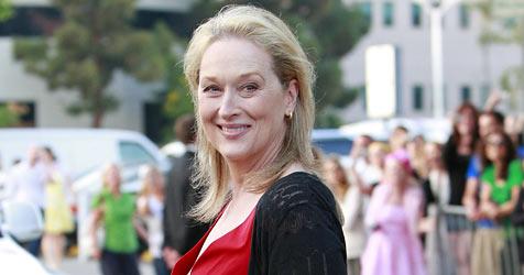 """Meryl Streep: """"Mit 40 dachte ich, es sei Schluss"""""""