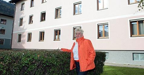 Hausmeisterin wird nach 28 Jahren aus Wohnung geworfen (Bild: Andreas Kreuzhuber)